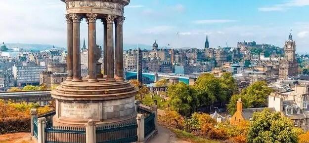 15 planes que hacer en  Edimburgo