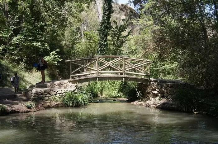 Molí_l'Ombría piscina natural Alicante