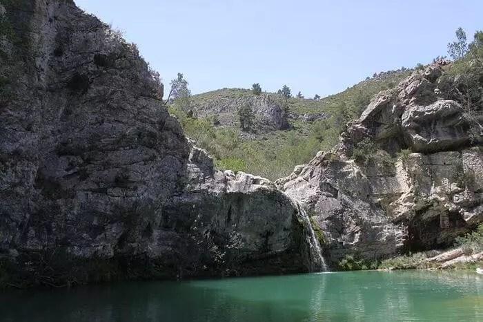 Salt Xixona piscina natural Alicante