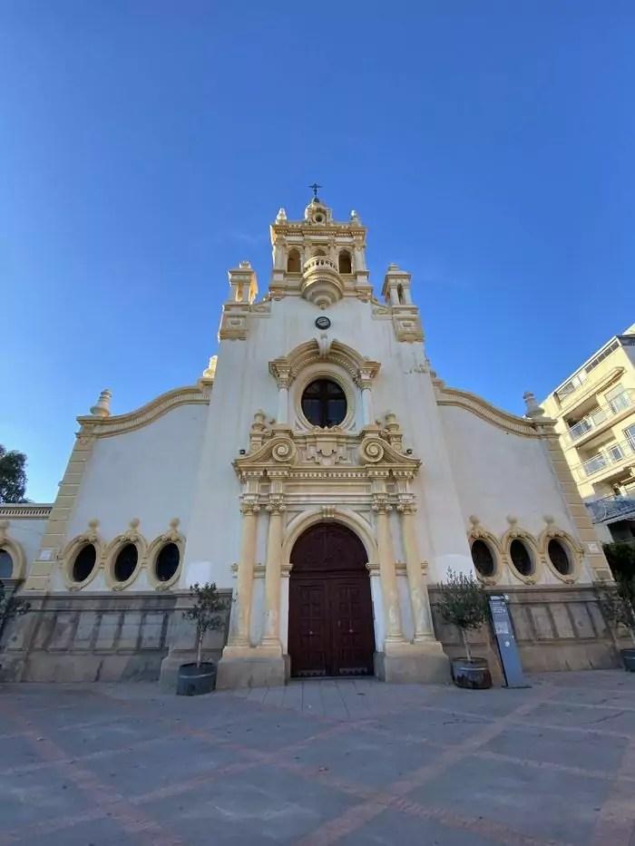 iglesia de Nuestra Señora Begoña