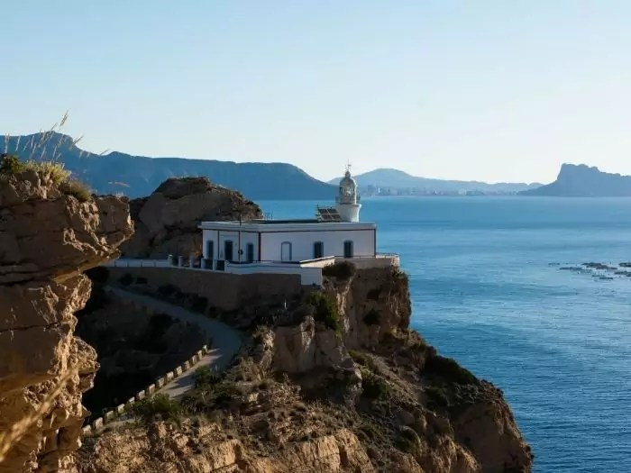 Ruta Faro de Albir