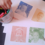 bricolage photo pop