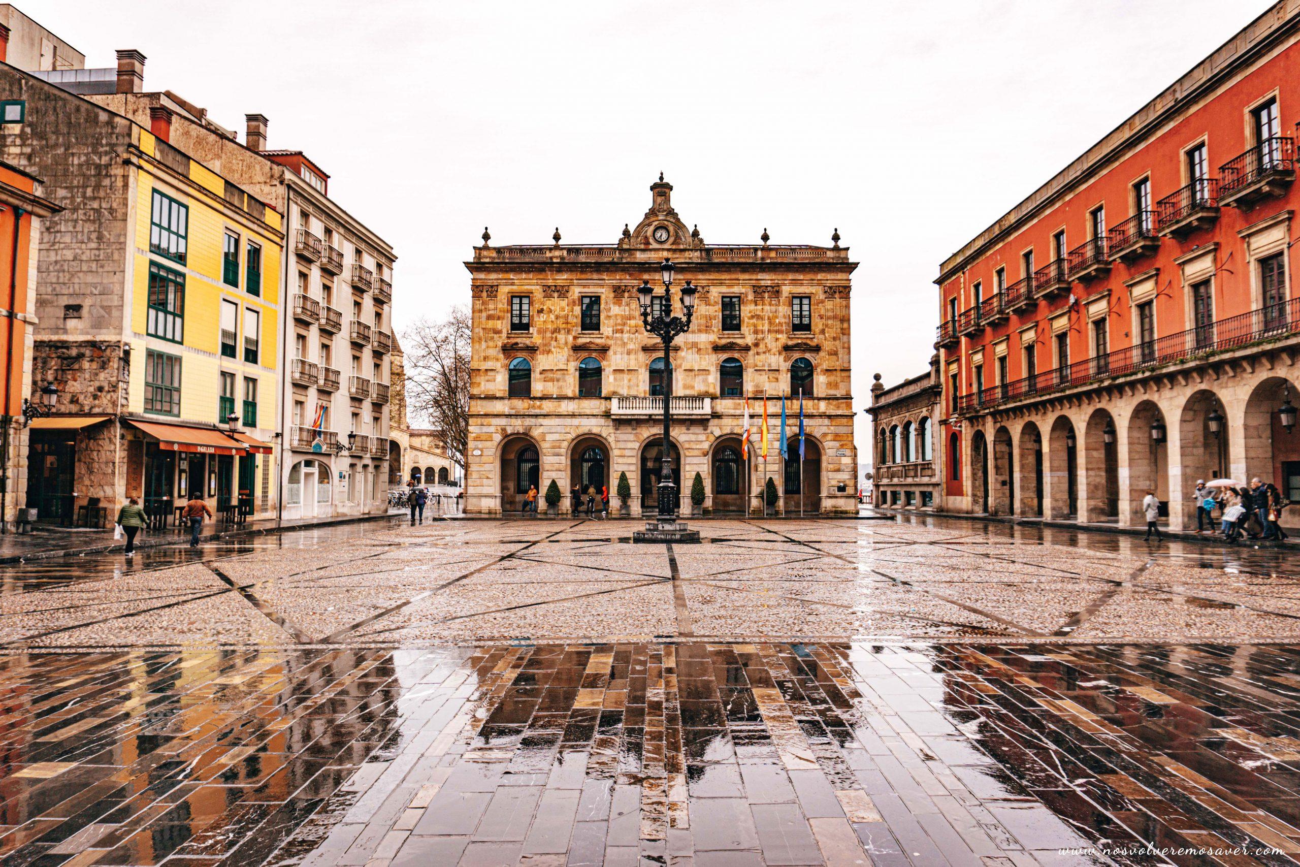 Plaza Mayor | Gijón (Asturias)
