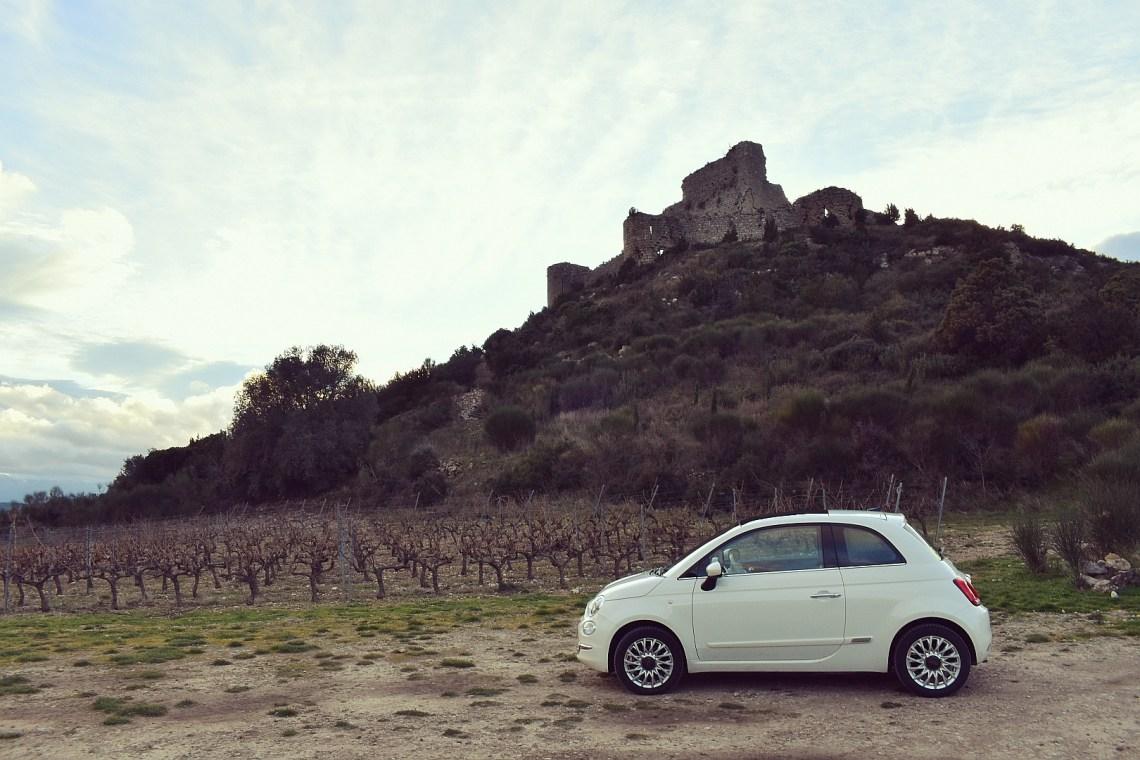 Chateau d´Aguilar - Presupuesto viaje a Occitania