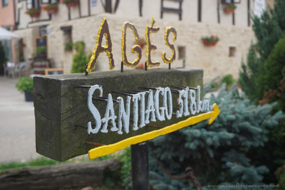 Camino Santiago Ages