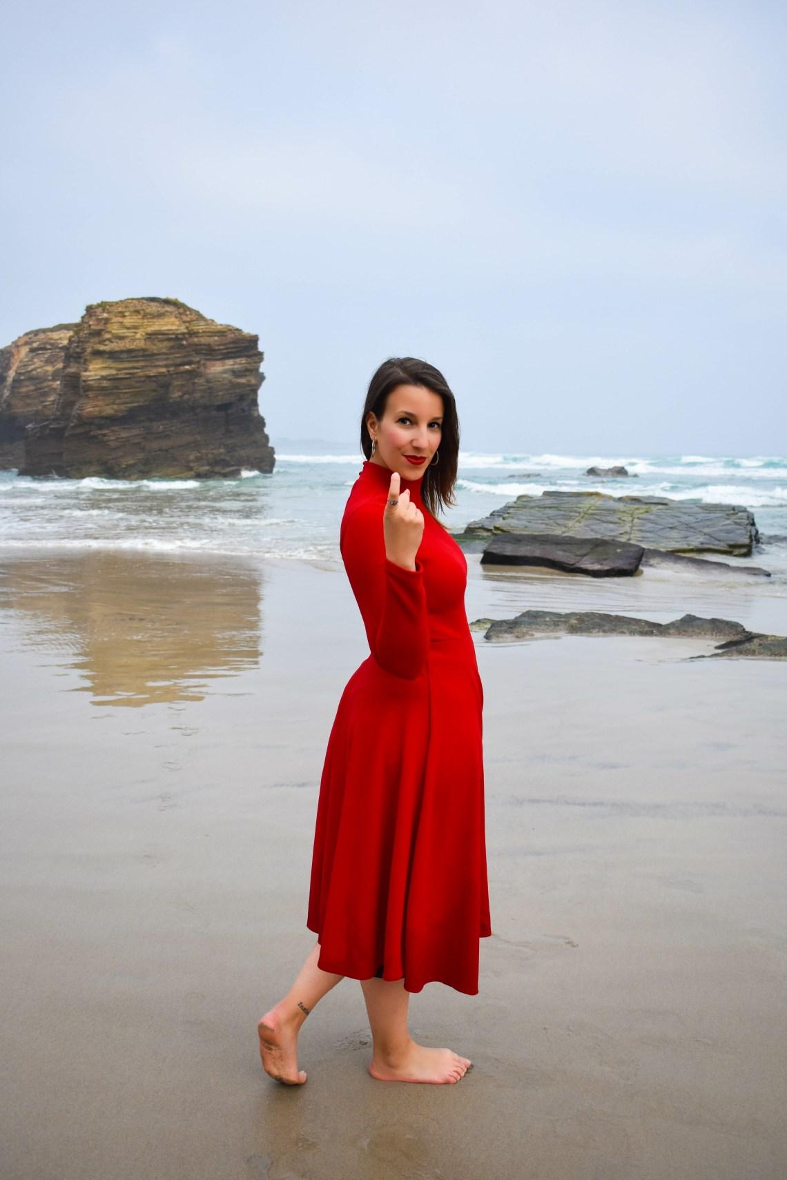 Ven a la Playa de las Catedrales