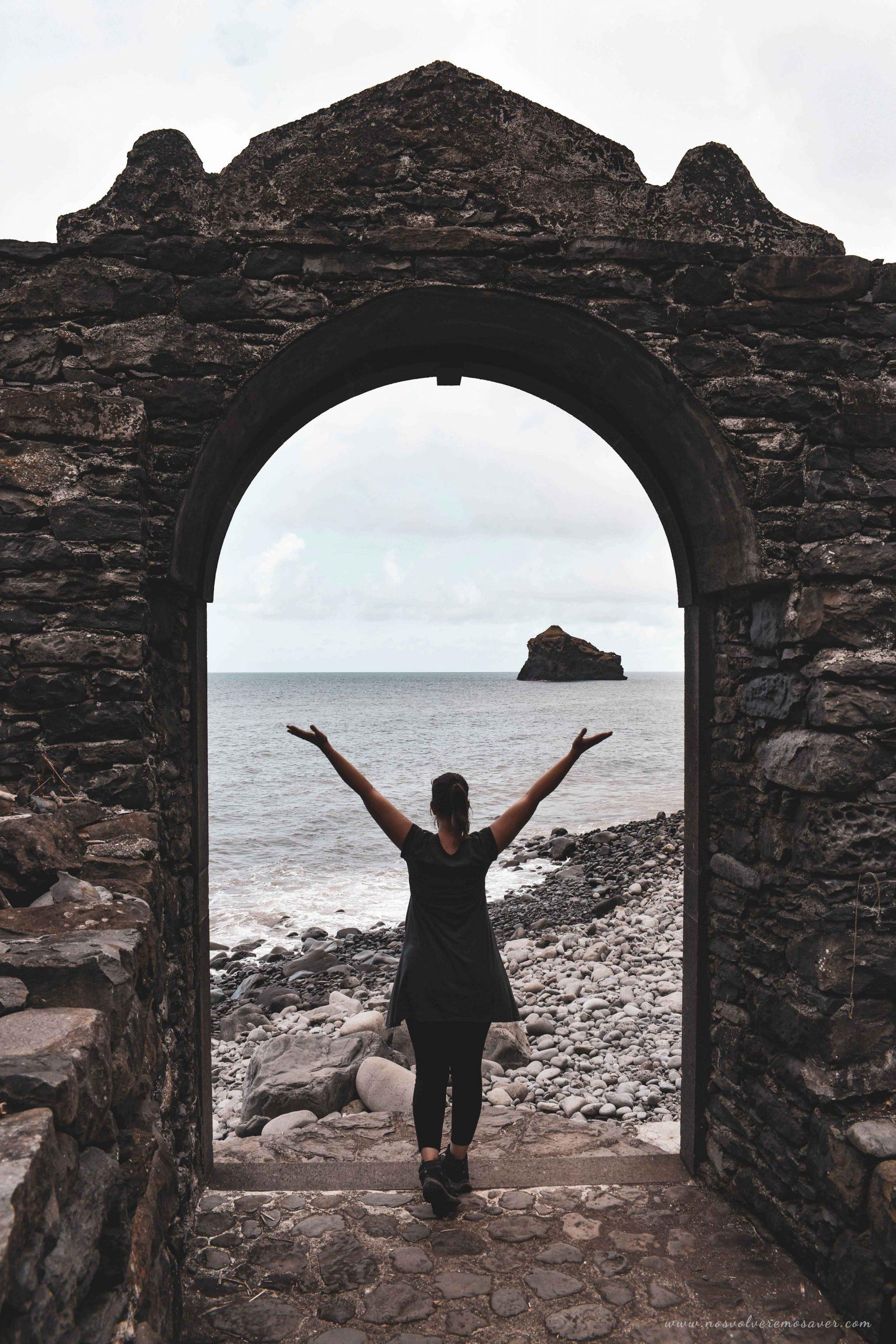 Ruinas de São Jorge, Madeira