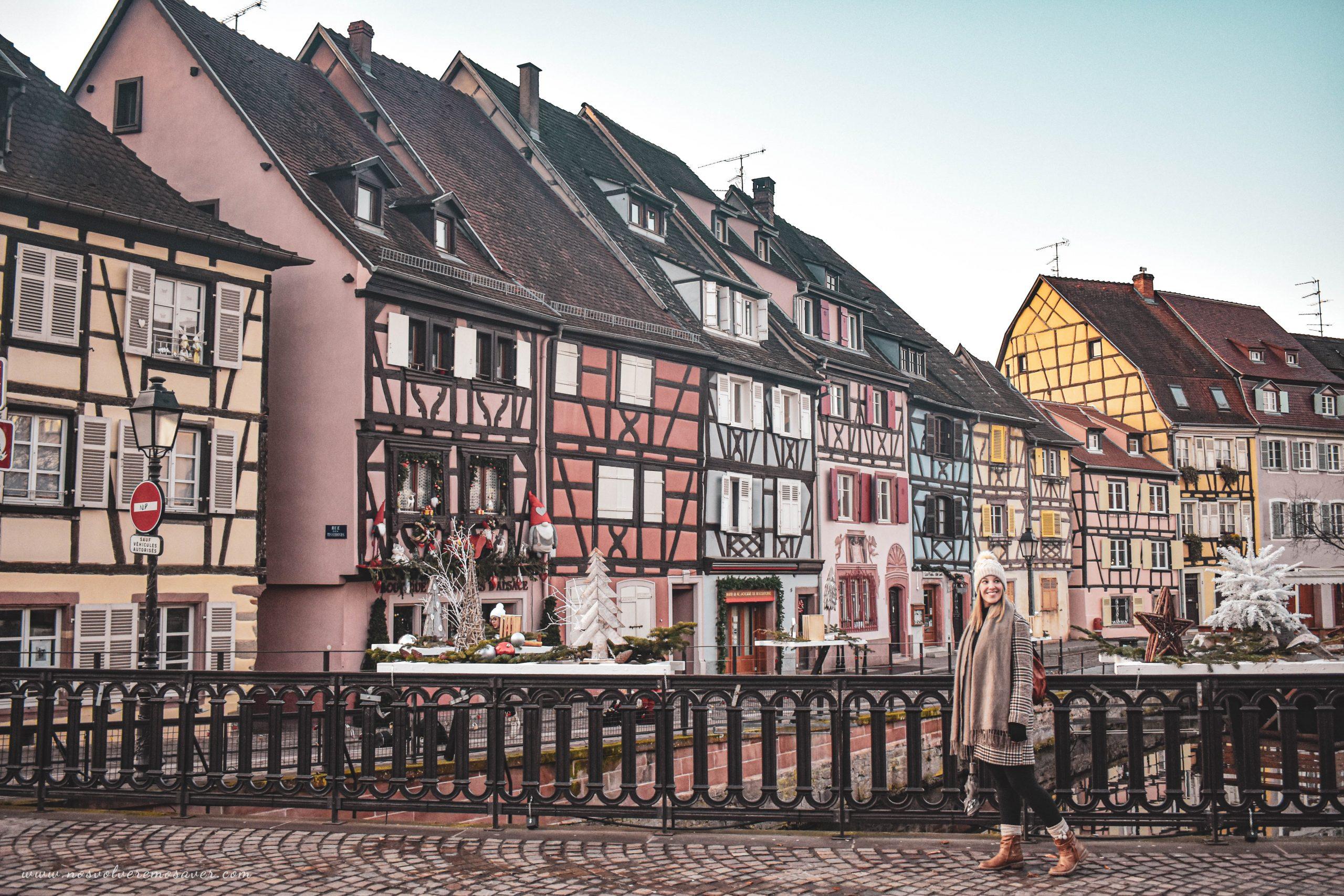 Colmar Ruta en coche por Alsacia