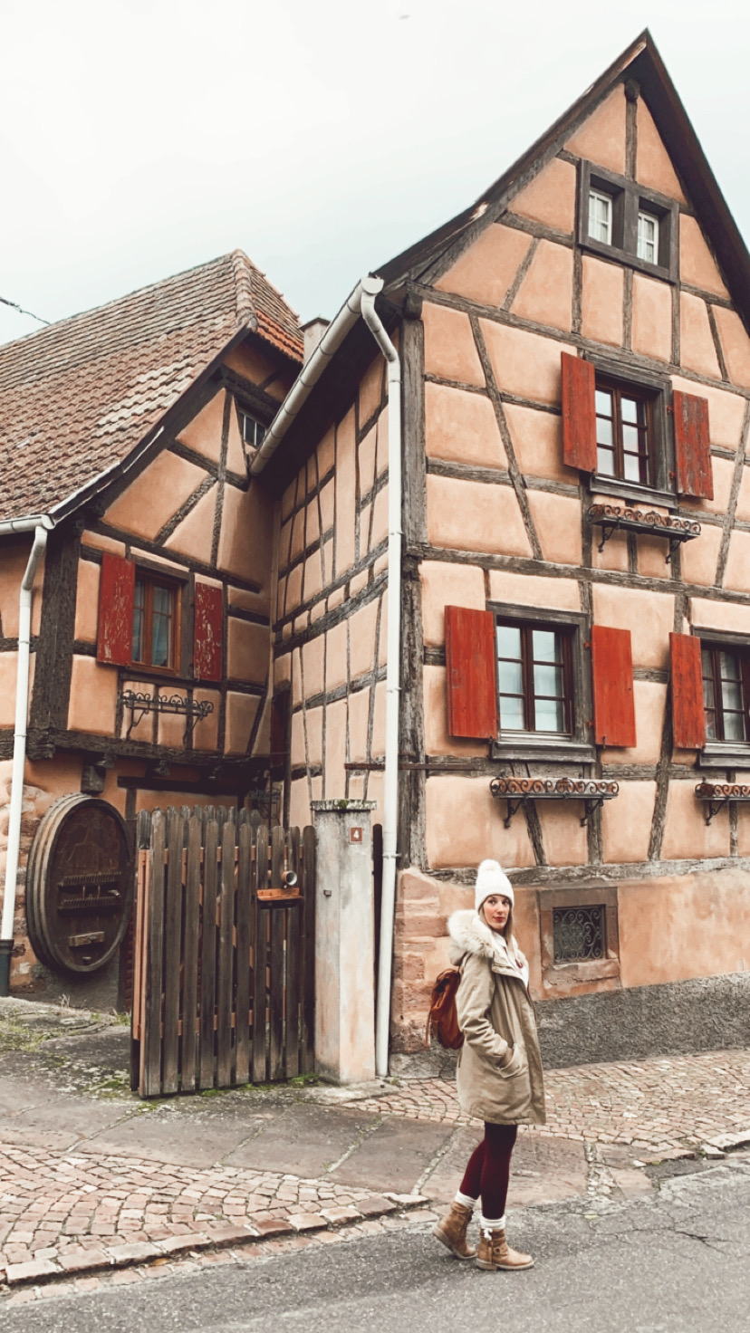 Hunawihr, Alsace