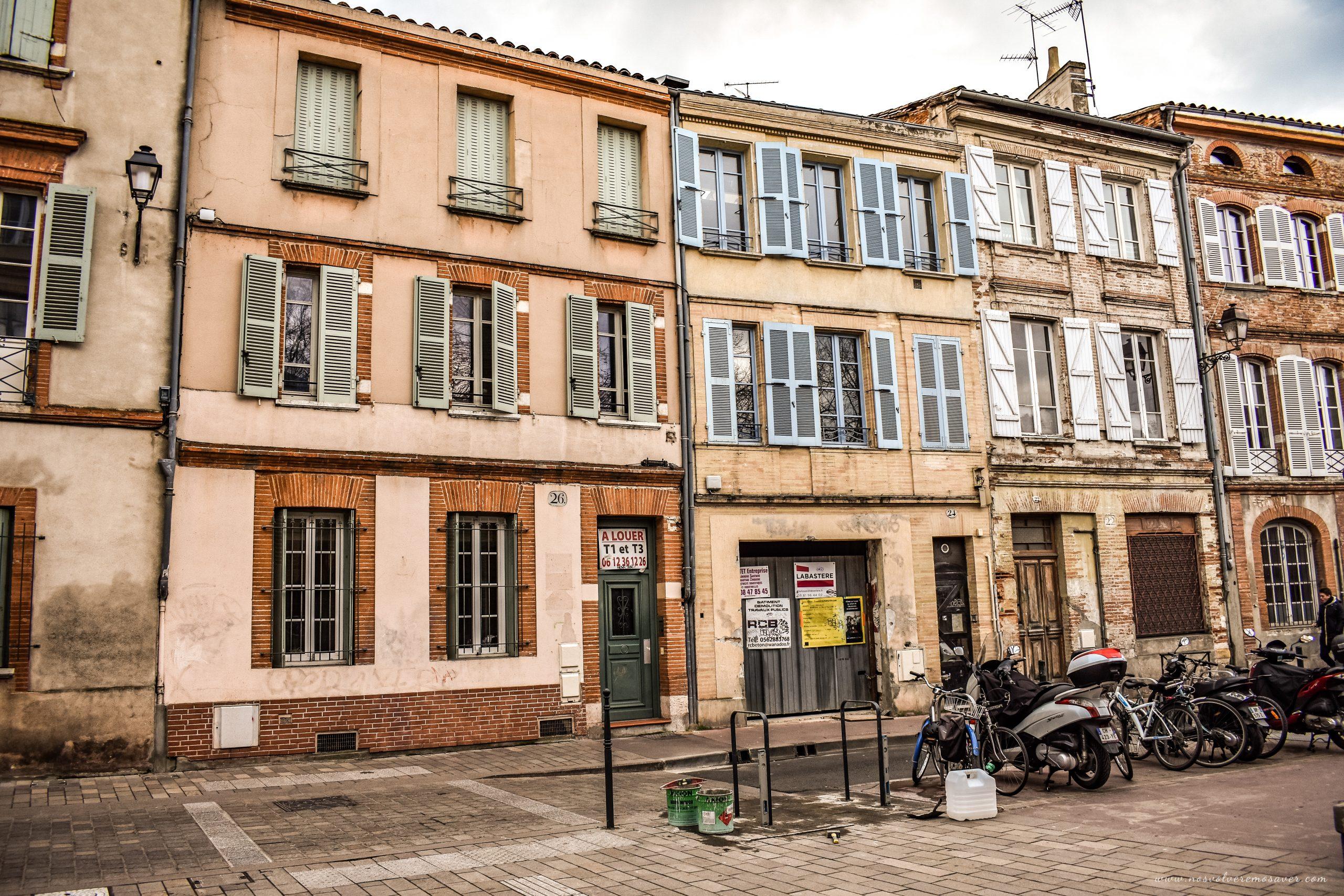 Casco antiguo, Toulouse