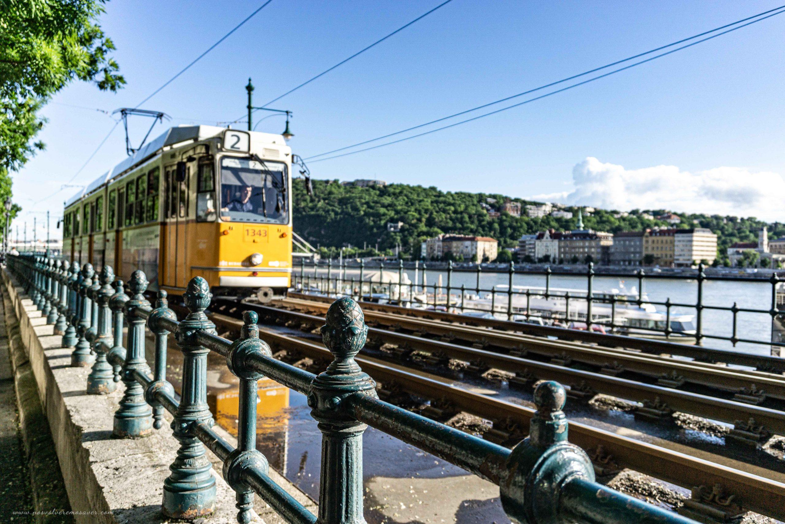 Tranvía de Budapest