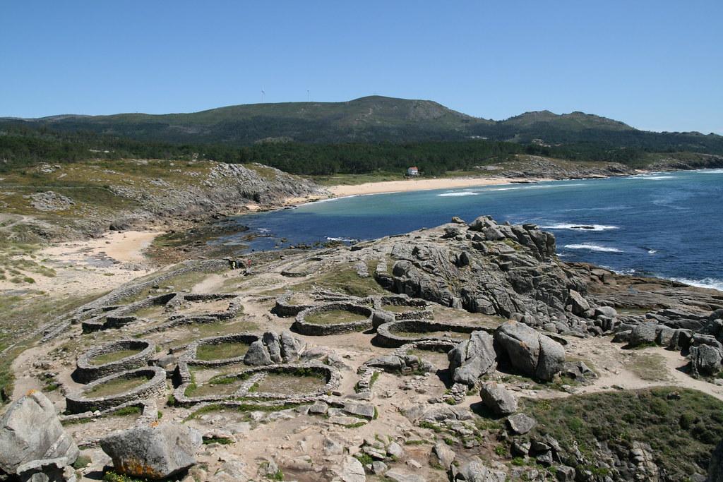 Playa de Area Longa / Castro de Baroña (Porto do Son) | Galicia
