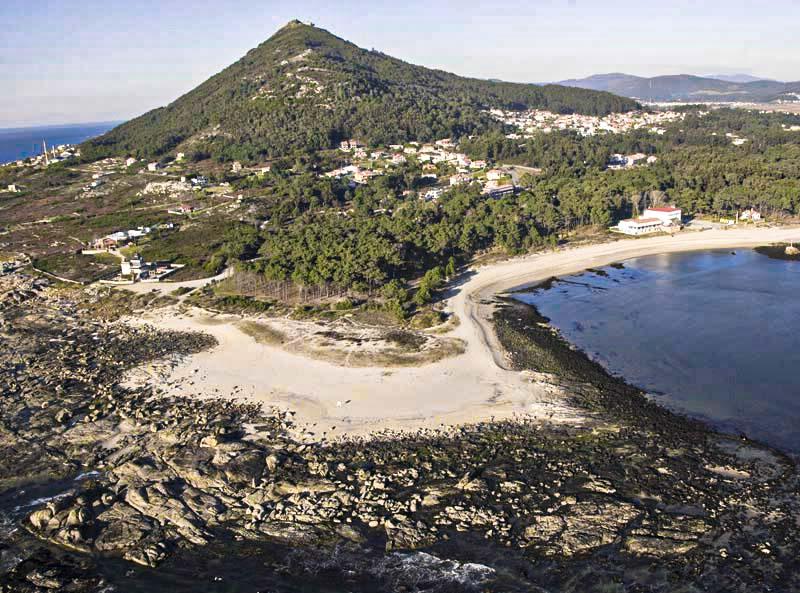 Playa O Muiño (A Guarda) | Pontevedra - Galicia
