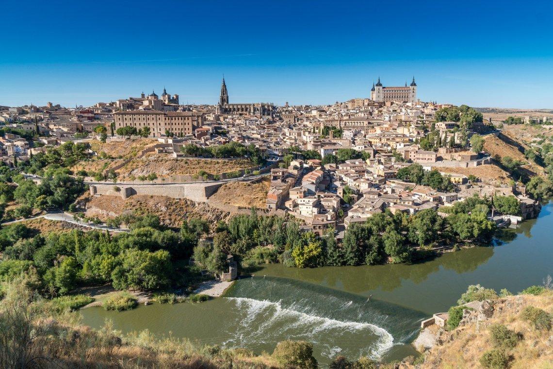 Toledo | España (CIUDADES PATRIMONIO DE LA HUMANIDAD DE ESPAÑA)