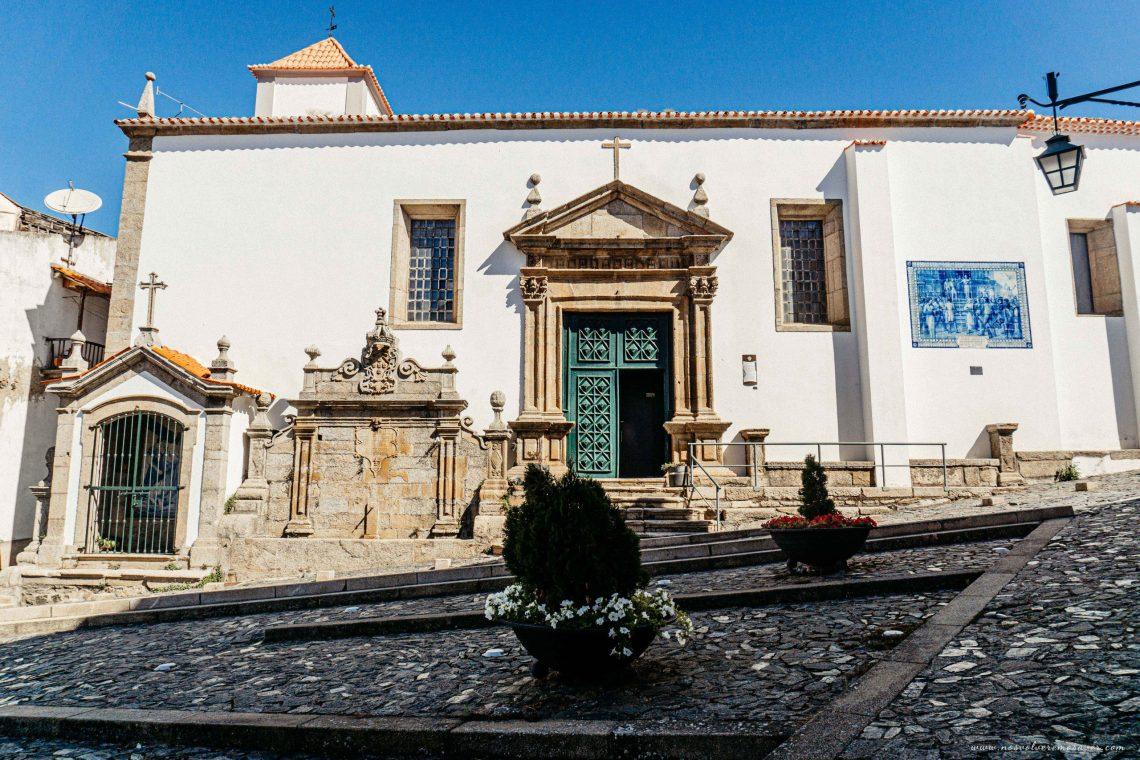 Igreja de São Vicente | Qué ver en Braganza, Portugal