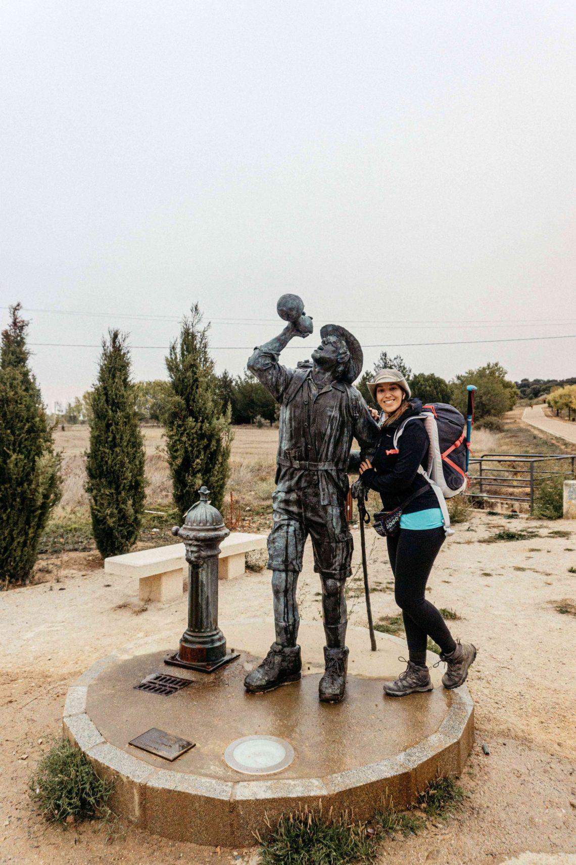Camino de Santiago en solitario