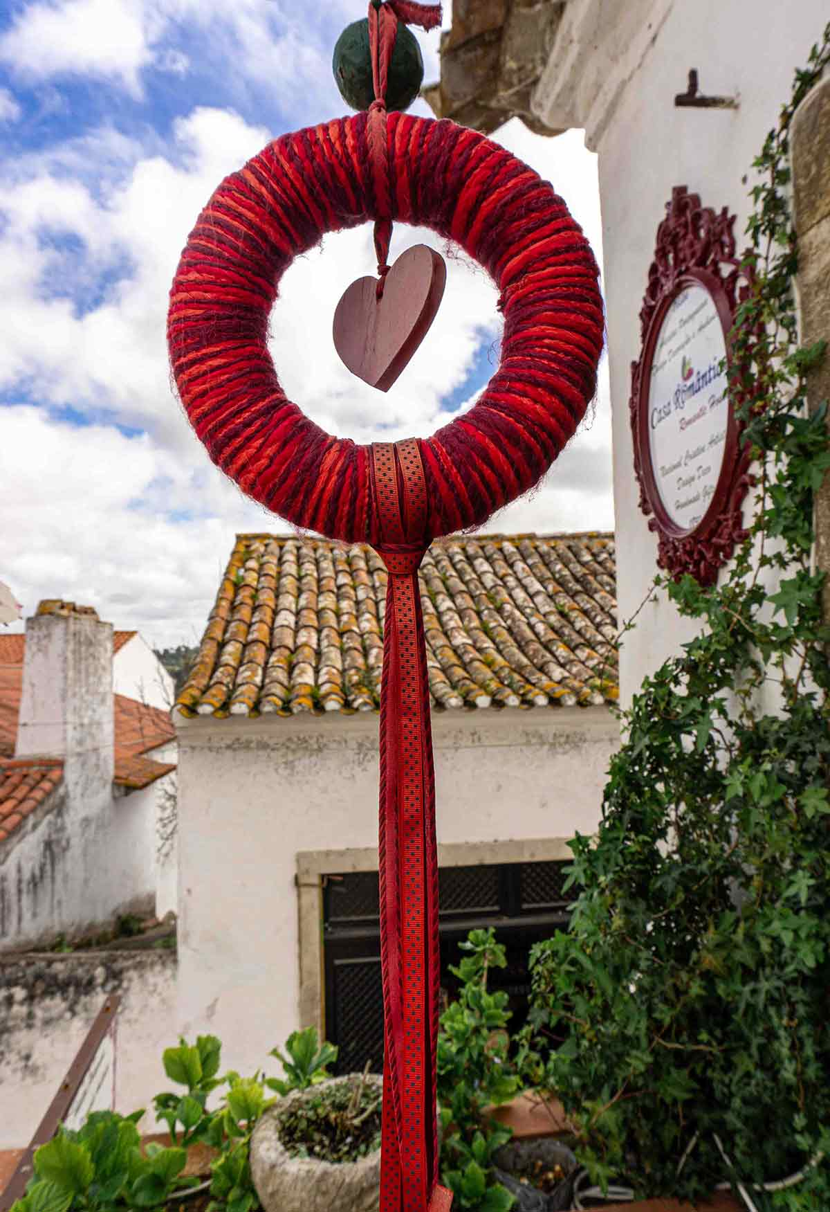 Loja Casa Romântica (Óbidos, Portugal)