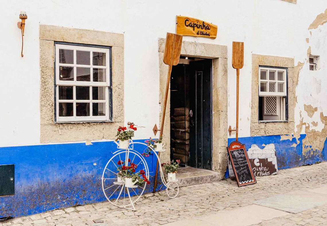 Capinha de Óbidos (Portugal)