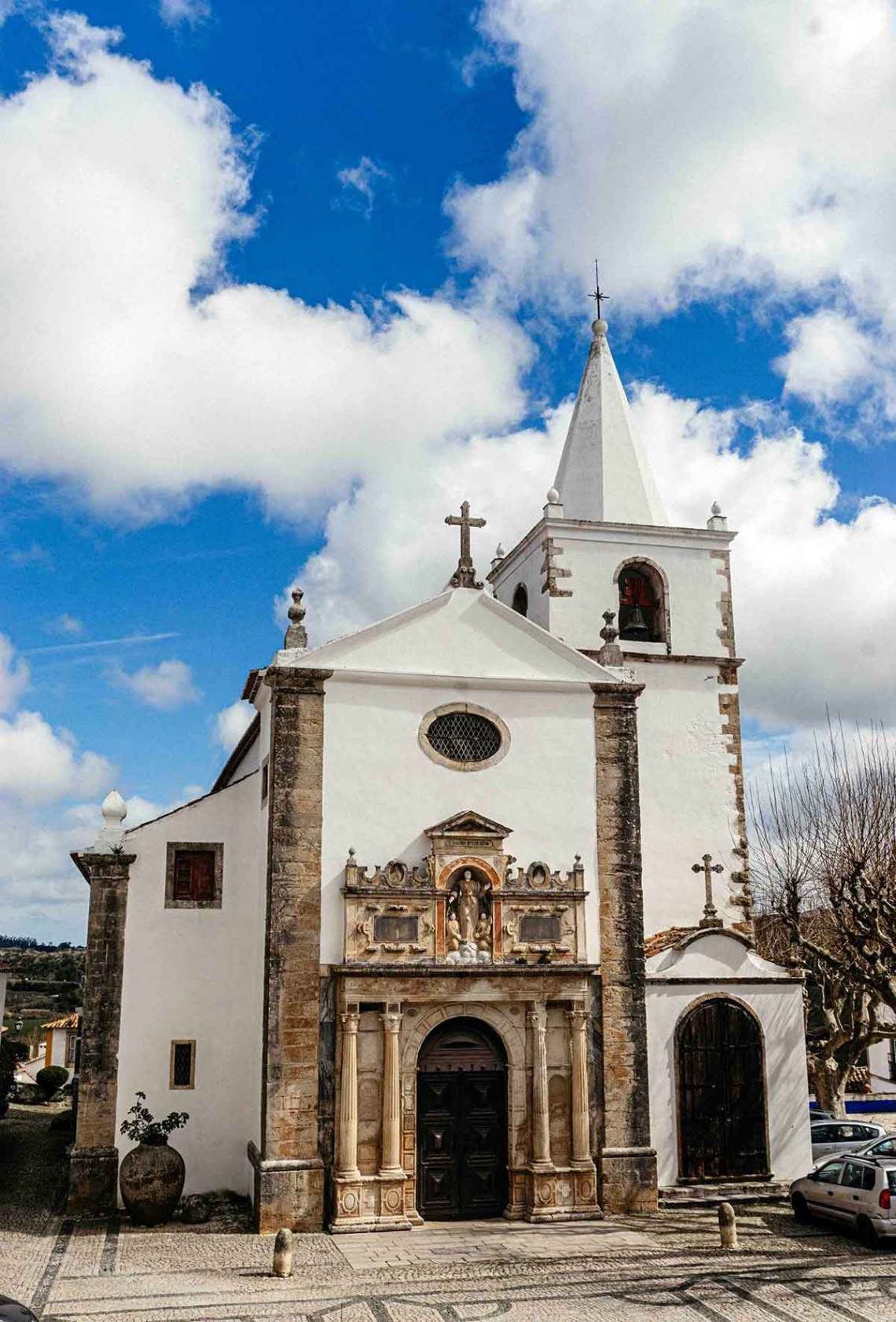 Igreja de Santa María (Óbidos, Portugal)