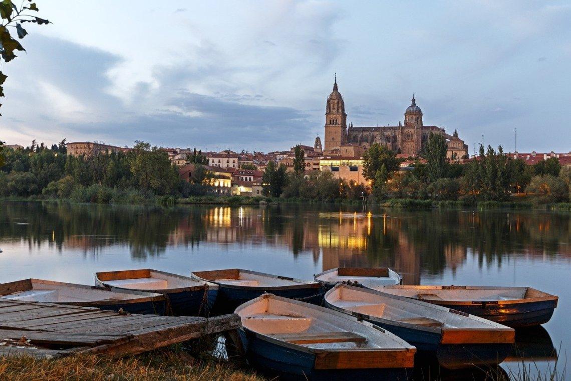 Escapada romántica en Salamanca