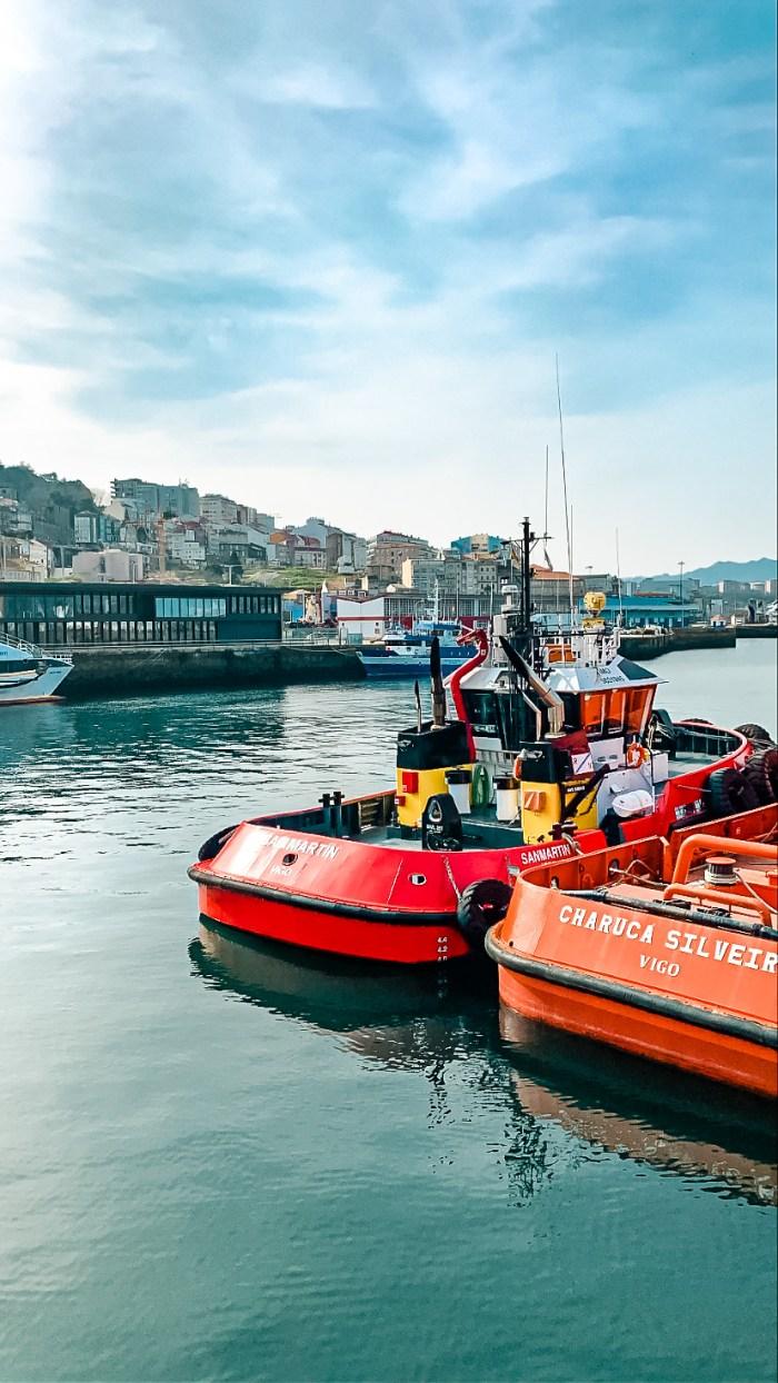 Porto de Vigo