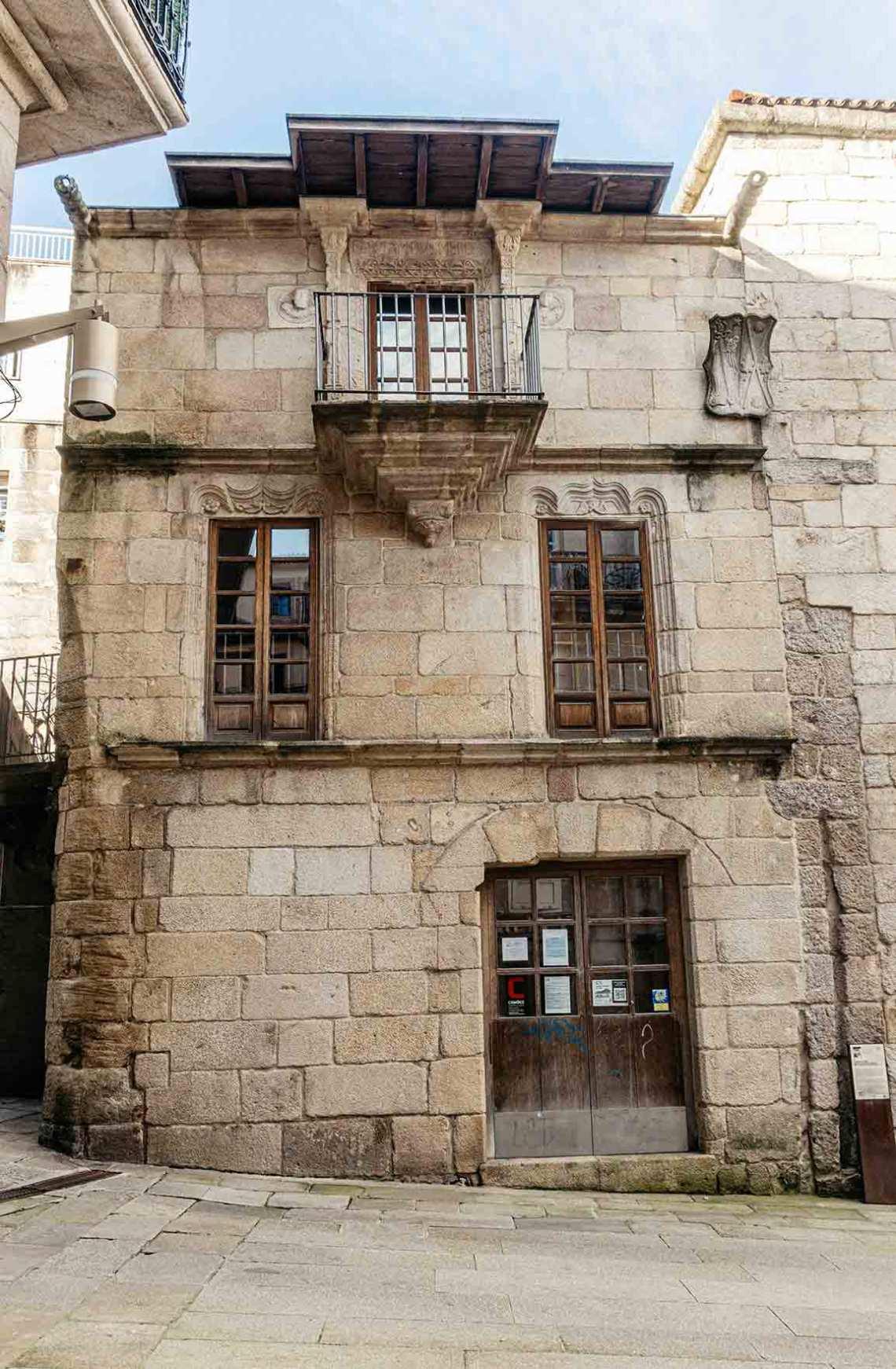 Praza de Almeida (Casco Antiguo de Vigo)