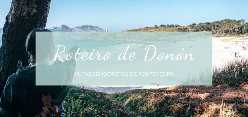 Roteiro de Donón (Ruta SEnderista Cabo Home)