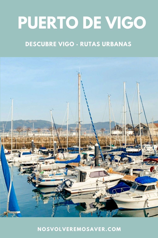 Ruta por el Puerto de Vigo (Pontevedra, Galciia)