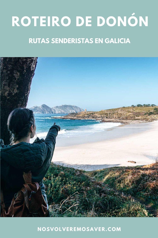 RUTA SENDERISTA POR Cabo Home - ROTEIRO DE DONÓN