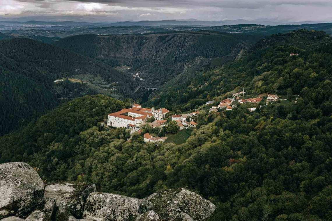 Mosteiro Santo Estevo de Ribas de Sil