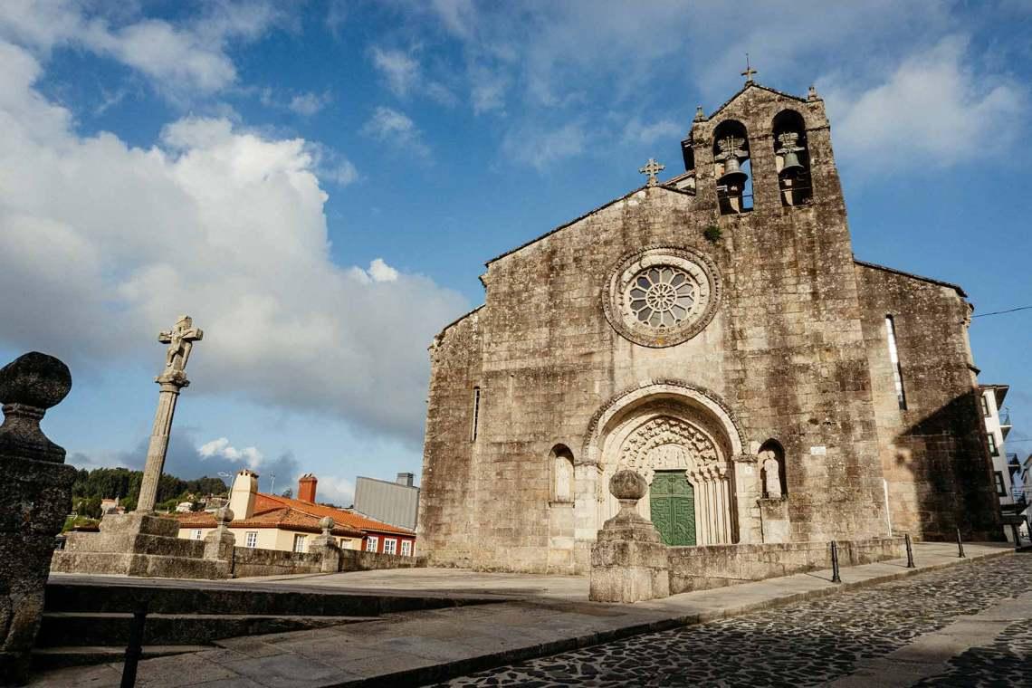 Igrexa Santa María de Azogue