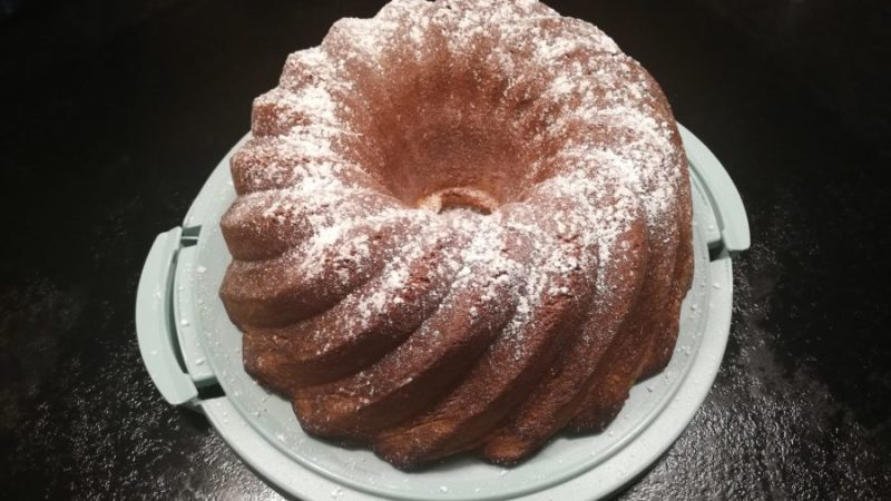 Le gâteau de mémé Lucie