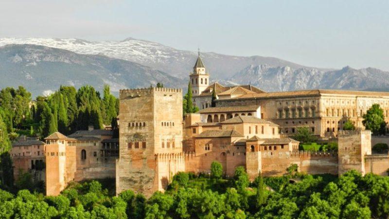 Un petit tour en Andalousie