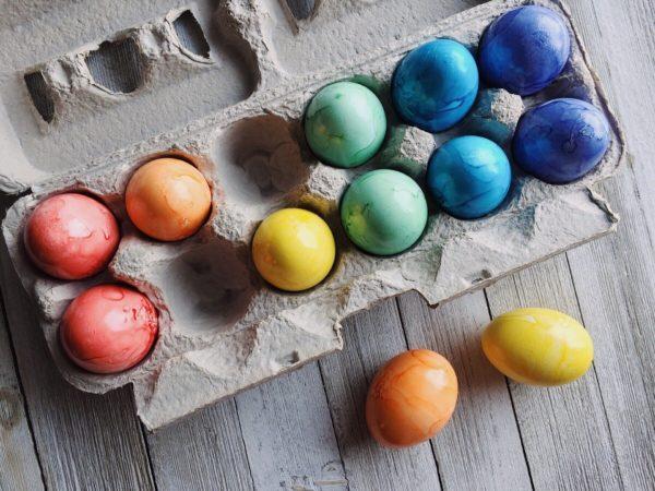 C'est bientôt le weekend de Pâques !