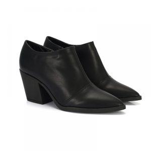 Bota Feminina Ankle Boot Preta