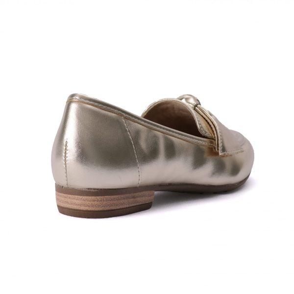 mocassim feminino,mocassim feminino couro, mocassim feminino 2020, coleção 2020, not-me shoes, mocassim feminino bico redondo, mocassim metalizado, mocassim confortavel