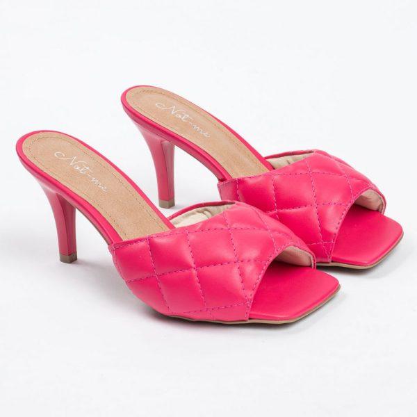 tamanco selena not-me pink (2)