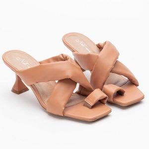 Sandália rasteirinha salto taça plataforma bota Calçado Feminino Loja Online not-me shoes (46)