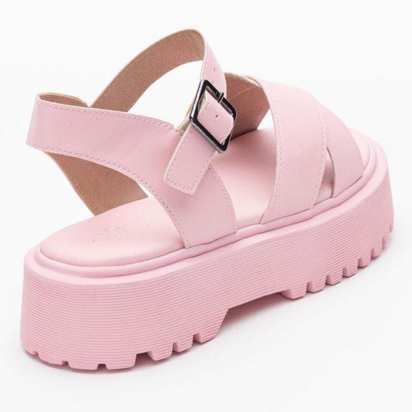 Sandália rasteirinha salto taça plataforma bota Calçado Feminino Loja Online not-me shoes (60)