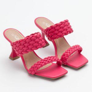 calçados femininos not-me comprar rasteiras, tamancos, tenis, salto taça