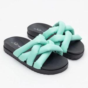 Sandália rasteirinha plataforma Calçado Feminino Loja Online not-me shoes atacado varejo brusque ecommerce (13)