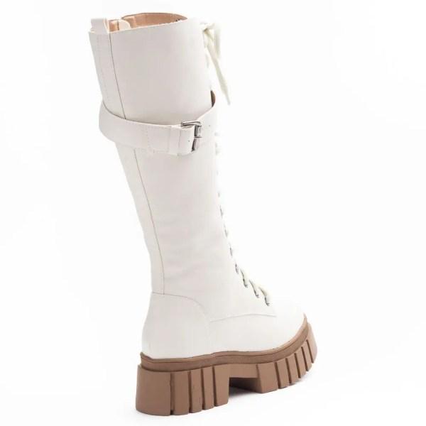 Coturno botas salto taça rasteirinha calçados sapato feminino site online notme shoes comprar (246)