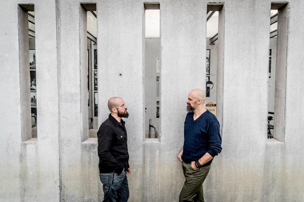 Frederik Vandewiele en Koen klein2