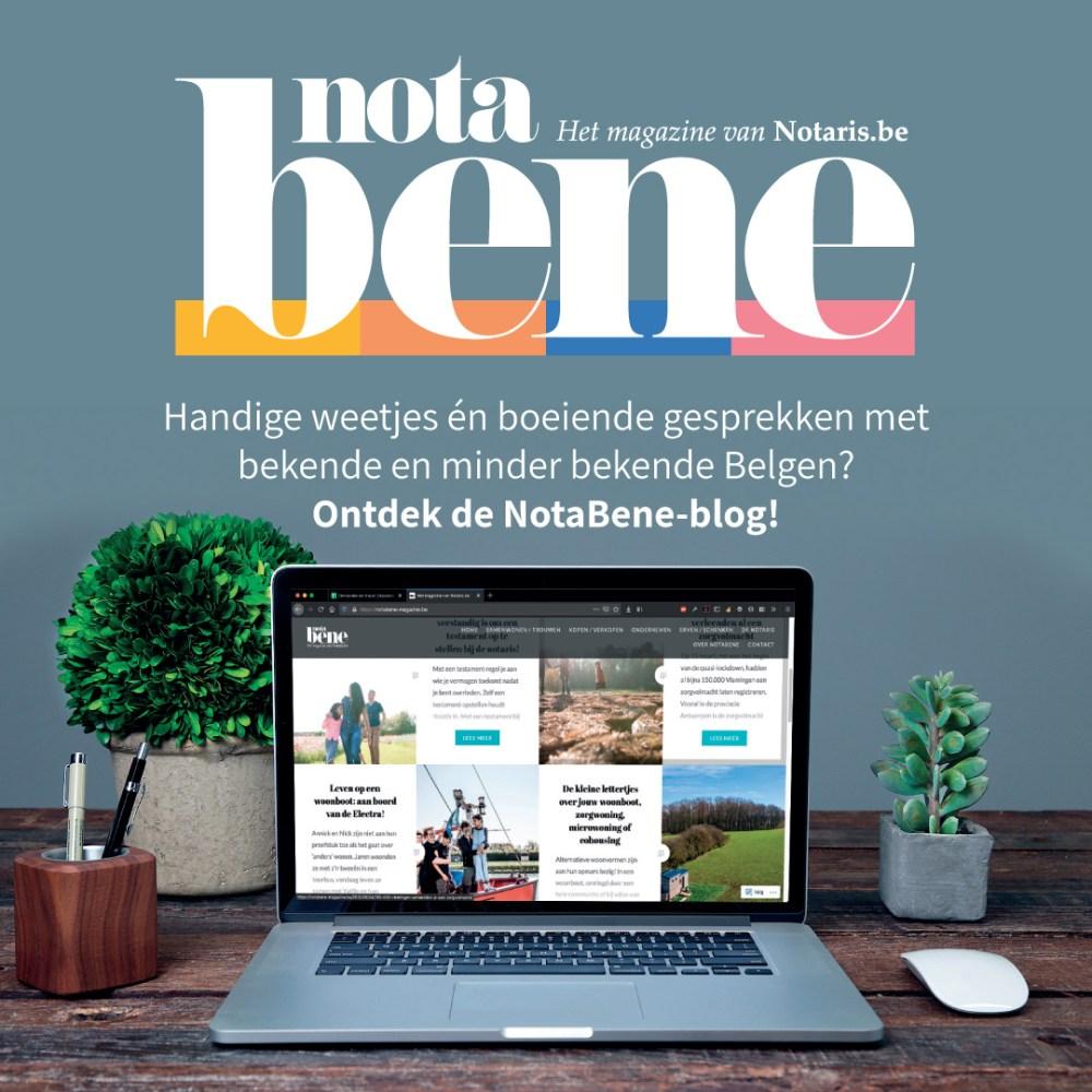 NotaBene banner