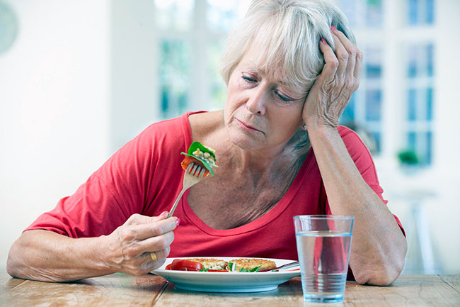 Пропал аппетит причины у мужчин