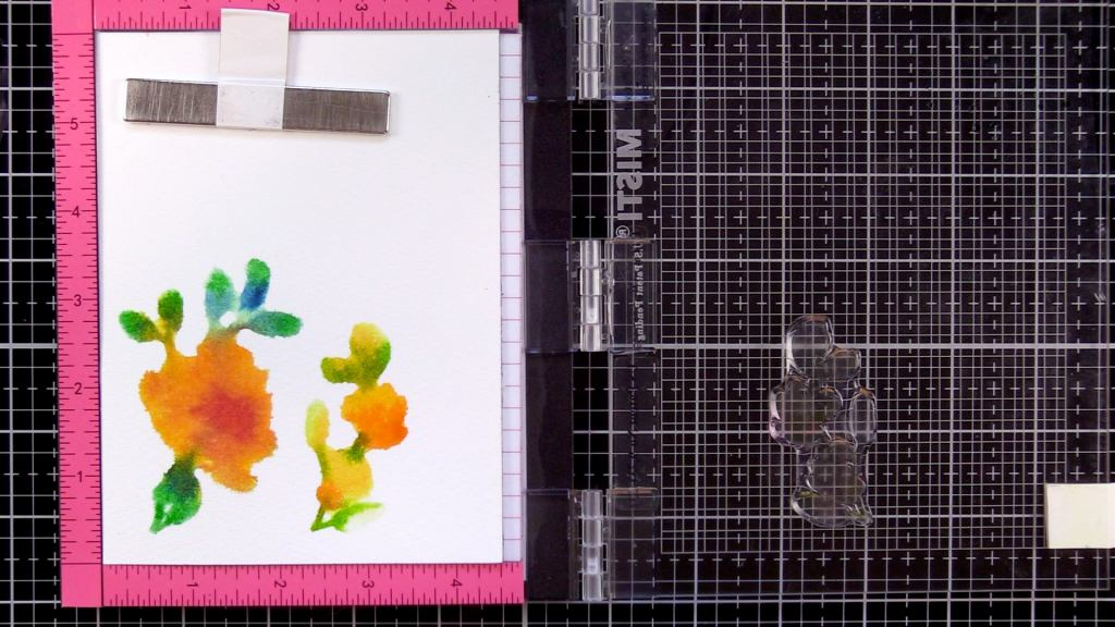 Layering colors in MISTI