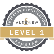 Altenew Educator Level 1 Participan