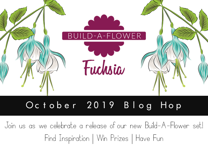 Altenew Build-a-Flower: Fuchsia Blog Hop