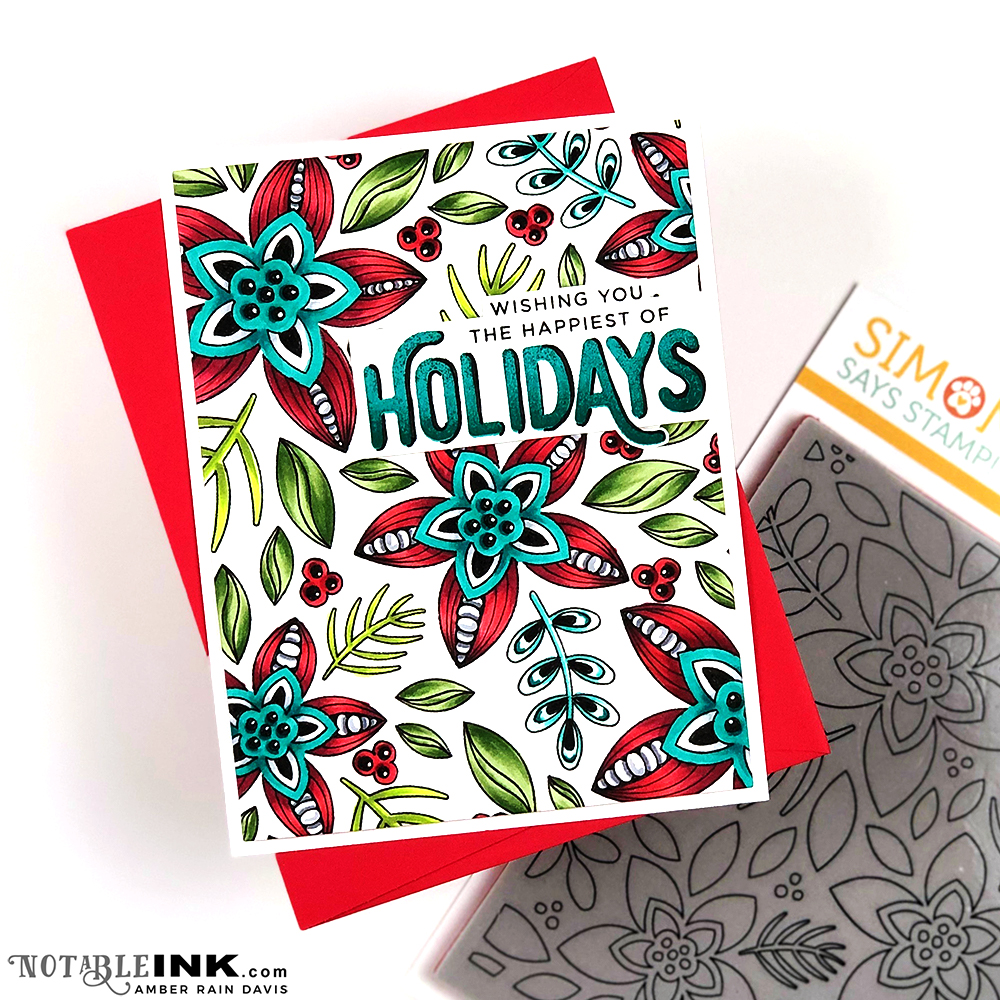 Zentangle for Card Makers & Copic Coloring