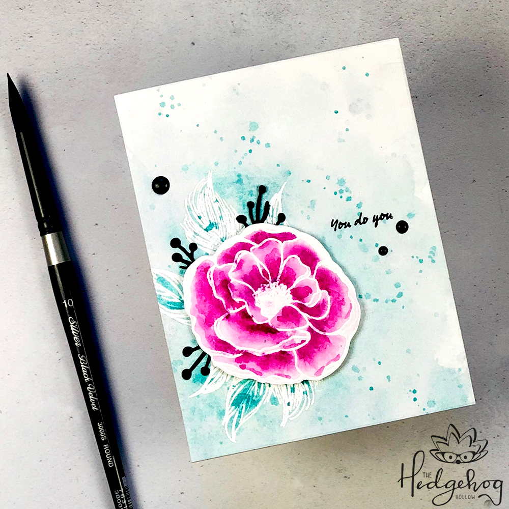 Quick & Easy Watercolor   The Hedgehog Hollow